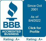 All Oregon Landscaping Inc is a BBB Accredited Landscape Designer in Sherwood, OR