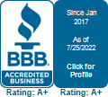 Advance Relocation Experts is a BBB Accredited Mover in Tacoma, WA