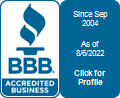 Reality Homes Inc is a BBB Accredited Home Builder in Fife, WA